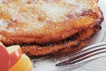 Dessert : Crêpes, Pancakes et Autres