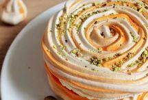 Dessert : Pavlova et Autres