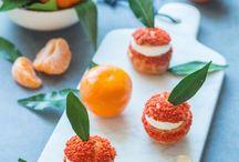 Dessert : Choux et Eclairs