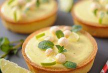 Dessert : Tartelettes