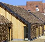 Maison de L´Enfance / Nomade architectes / nowoczesna STODOŁA / Istotnym założeniem tego projektu było to, by Maison de la Petite Enfance polubiły dzieci.
