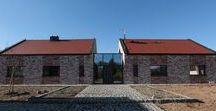 Dom stodoła / Modern Studio Architektury / nowoczesna STODOŁA / Dom stodoła to dom mieszkalny zainspirowany historyczną wiejską zabudową Śląska Opolskiego tzw. domów bez okapów.