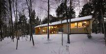 Villa Kallioniemi / K2S Architects / nowoczesna STODOŁA / Villa Kallioniemi to rodzinny dom wypoczynkowy, który znajduje się na wyspie Lepainen w południowej Finlandii.
