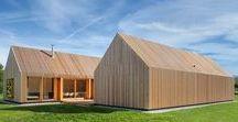 """Timber House / KUHNLEIN Architektur / nowoczesna STODOŁA / Dom o nazwie """"Timber House"""", czyli """"Drewniany Dom"""", został zaprojektowany przez firmę KUHNLEIN Architektur i znajduje się na wysokim płaskowyżu w rejonie zwanym Górnym Palatynatem w Bawarii."""