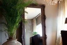 Décoration : Miroirs