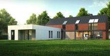 KOZIEJ Architekci / Dom T / nowoczesna STODOŁA / Dom  w stylu nowoczesnej STODOŁY pod Łodzią, zaprojektowany został dla czteroosobowej rodziny.