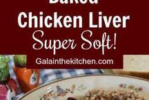 Liver Recipes / Liver recipes. Tips how to cook liver and garnish ideas to serve liver.