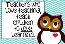 Teaching Ideas / by Tiffany Barr