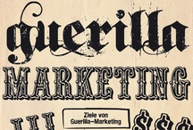 virales, Guerilla Marketing / virales Marketing, Guerilla Marketing