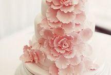 let them eat cake / Wedding cakes