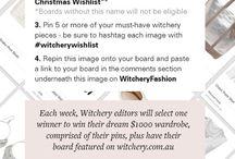 Witchery Christmas Wishlist / Clothes