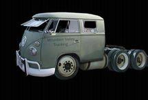 VW oddball / Cars, well sort of.....