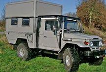 Off road motorhome / 4wd trucks