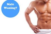 Men's Waxing - Manscaping / Why do men wax?  Why is it important?  What is it like?