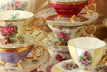 Bone China / Ideas for my Royal Albert collection