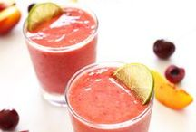 Healthy beverages/smoothies