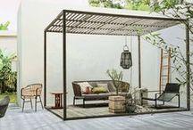 ALTANA / Inspiracje dla altan ogrodowych - miejsc rekreacji i wypoczynku w ogrodzie.