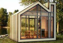 DOMEK OGRODOWY / Inspiracje dla domków ogrodowych - Tartak Dobra