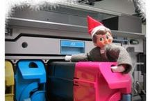 Elf at the Office! / Follow Workplace Willis around our office as we count down the days to our holiday break!