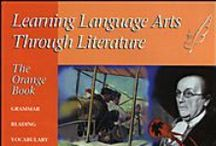 Language Arts / Language Arts books for for home school, private schools and anyone involved in educating children!