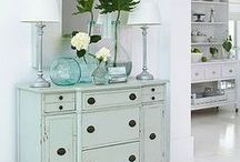 No so Shabby Chic / Chippy, rustic French Inspired furniture