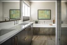 Bathrooms / Amazing bathroom designs.