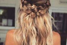 HAIRSTYLES / Hairstyles, Hairstyle, Short Hair, Long Hair, Short Cut, Clavi Cut, Brown Hair, Dark Hair, Blond Hair, Ombré Hair, Straight Hair, Waves