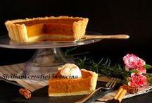 Pumpkin recipes - Le mie ricette con la zucca / Ricetta a base di zucca, la mia passione