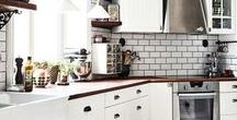 """Kitchen Obsessions / Kitchen an object inspiration for the """"forever home."""""""