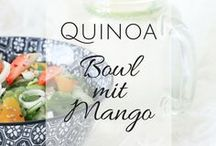 FOOD / Lunch Ideas, Lunch, Mittagessen, Healthy, Gesund, Food, Ideen, Foodie