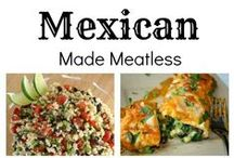 Vegetarian Munchies / Not being a vegan yet food.