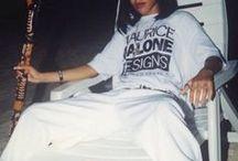 Baby girl. / Aaliyah <3