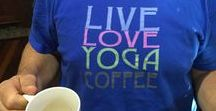 Yoga Men / We love the men that join us for Beach Yoga