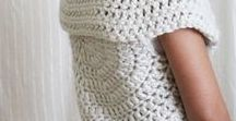 Chunky Knits (and some crochet) / Patterns, inspiration, yarn and more!