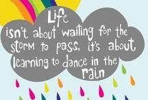 Ajatuksia elämästä -thoughts on life