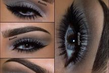 Make - Up like an art canvas / Beaty beholds in the art of the creative......