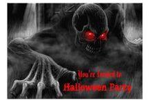 Halloween Hoarding / Halloween Gear - Happy Halloween - #Halloween