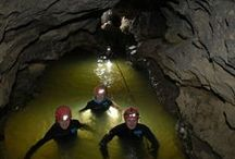 CAVES:  PLACES OF AWE / Caves found around the world. / by Pearl