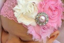 Adorable Baby Headbands