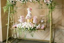 Cakes, Dessert Tables and Candy Buffets! / Stunning wedding and other special event sweets creations.
