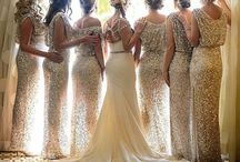 Wedding Party / Bridesmaid dresses, groomsmen, wedding parties and more!