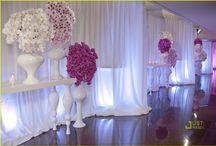 Wedding Floral Arrangements / Particularly gorgeous floral arrangements from weddings and receptions!