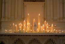 Arches and Altars / Inspiration for arch and altar decoration for wedding ceremonies at a variety of venue types.