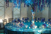 Blue Weddings and Receptions / Decor and inspiration for blue weddings and receptions!