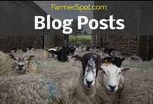 My Blog Posts - FarmerSpot.com Tips and Tutorials for farms and Homesteads / This is a collection of blog post written on my website FarmerSpot.com. If you have any interest in farming, homesteading, poultry care, and livestock care, be sure to follow this board. Cheers