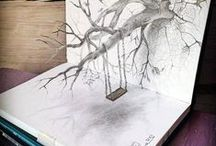 drawing / by Jackie Lutke Schipholt