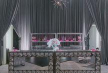 Wedding Bars / Ideas and inspiration for wedding bar areas.