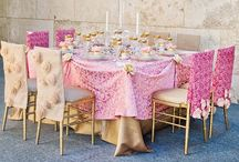 Lovely Linens / Spectacular special event linens!
