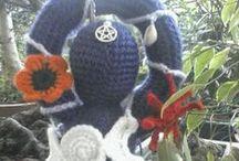 Lavori esoterici / Mie creazioni su base esoterica