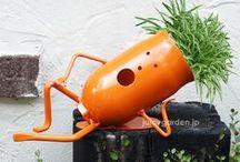 Fun garden ideas / お庭、アウトドアリビングを楽しむためのグッズをご紹介